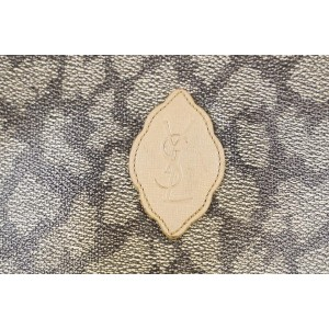 Saint Laurent YSL Toiletry Cosmetic Pouch Make Up Case 342ysl224