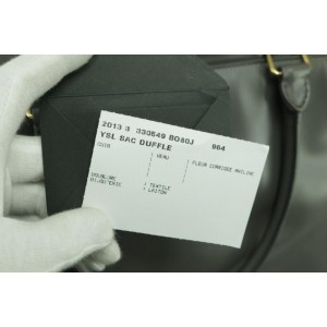 Saint Laurent 24 Hour Classic Duffle 24 Grey 5SK0109