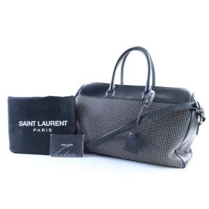 Saint Laurent Studded Duffle 6 Hour 10MR0503