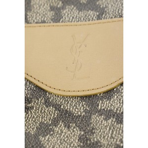 Saint Laurent YSL Monogram Logo Travel Duffle Bag 343ysl224