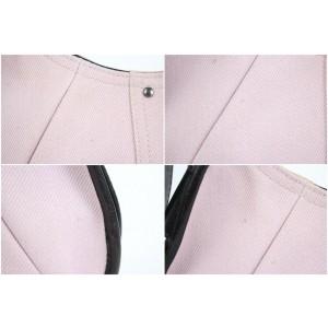 Saint Laurent Horn Handle Mombasa Pink Hobo 22MT914