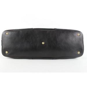 Saint Laurent Large Dark Brown Muse shoulder bag 108ysl428