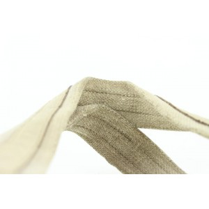 Saint Laurent Beige YSL Logo Kahala tote Bag 334ysl223