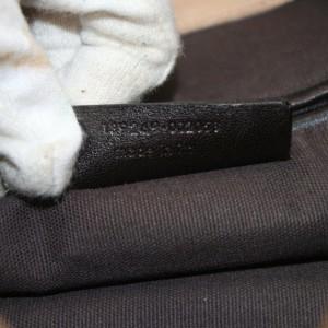 Saint Laurent Ysl Kahala Beigetote 872444 Beige Suede Leather Tote
