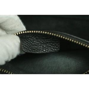 Salvatore Ferragamo 2way Amy Tote 21fk0102 Black Leather Cross Body Bag