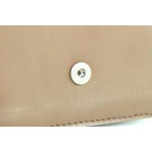Salvatore Ferragamo Brown Leather Wallet 600sal315