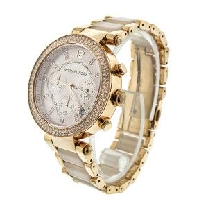 Michael Kors MK5896 Rose Gold Tone Ladies Watch