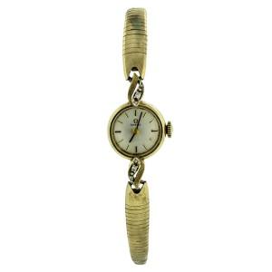 Omega 14k Vintage Dress Watch