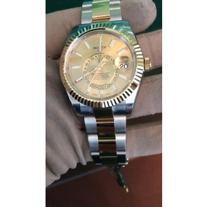 2017 Basel New Release Rolex Sky Dweller Two,Tone 326933
