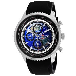 Seapro Men's Meridian World Timer GMT