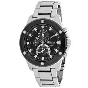 Seiko Chronograph SPC097 6mm Mens Watch