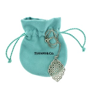 Tiffany & Co. Paloma Picasso Sterling Silver Marrakesh Necklace