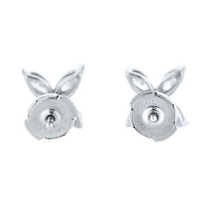 Tiffany & Co. Victoria Marquise Diamonds Floral Earrings