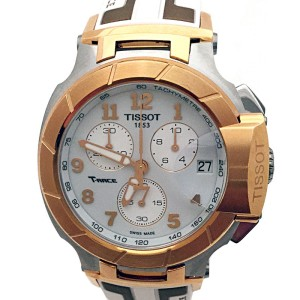 Tissot T-Race T0484172701200 45.3mm Mens Watch