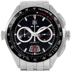 Tag Heuer Mercedez SLR McLaren CAG2010 Stainless Steel Chronograph 47mm Mens Watch