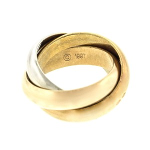 Cartier Trinity Ring 4.5mm Wide Band
