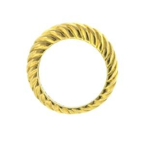 Bucheron 18k Yellow Gold Ring