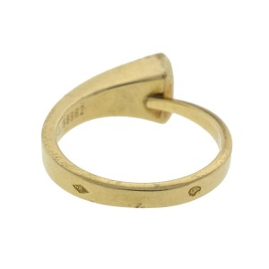 Hermes 18k Yellow Gold Ring