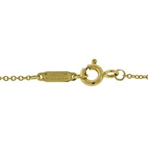 18k White and Yellow Gold Tiffany & Co. Double Horseshoe Diamond Necklace