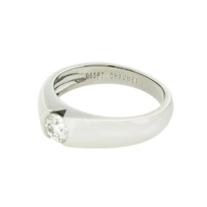 Chaumet Platinum Diamond Ring