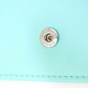 Tiffany & Co. Classic Blue Agenda Diary Cover 861197