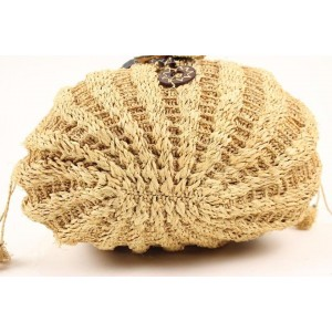 Tocca Bag Woven Lmms5 Beige Tote