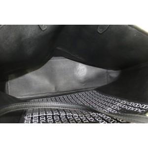 Tory Burch Large Black Gemini Link Tote Bag 52tb115