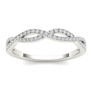 1/6ct TDW Diamond Fashion Ring in 10K