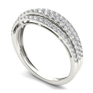 1/2ct TDW Diamond Fashion Ring in 10K