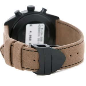 Tudor Fastrider 42000CN Blackshield Alcantara Strap Ceramic 42mm Mens Watch