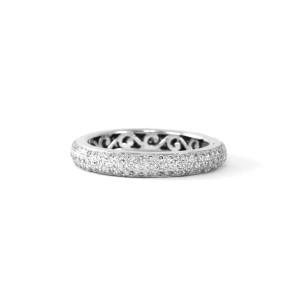 White Diamond Tyre Band