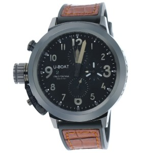 U-Boat Flightdeck U-7750 PVD Ceramic 50mm watch