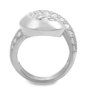 Van Cleef & Arpels Diamond Breeze 18K WG Ring