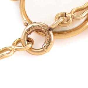 Van Cleef & Arpels 18K Yellow Gold & Ivory Necklace