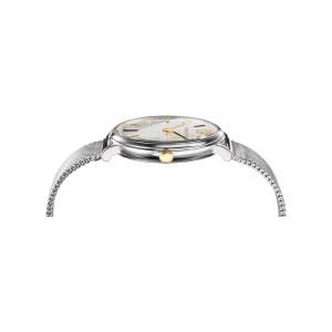 Versace V-Circle Lady Silver 38MM VE8100519