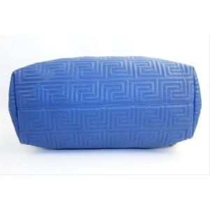 Versace Gianni Athena Vanitas Couture Leather Greece Women 857001 Satchel