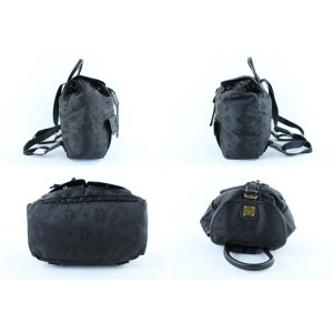 Other Visetos 222288 Black Nylon Backpack