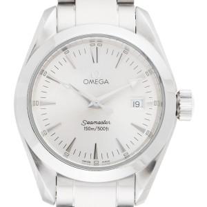 Omega Seamaster Aqua Terra Stainless Steel Quartz 29mm Men's Watch