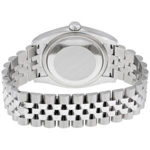 Rolex Datejust 116234 White Roma Jubilee 36mm Mens Watch