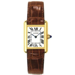 Cartier Tank Louis W1529856 22mm Womens Watch