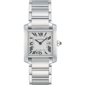 Cartier Tank Francaise W51011Q3 Unisex Watch