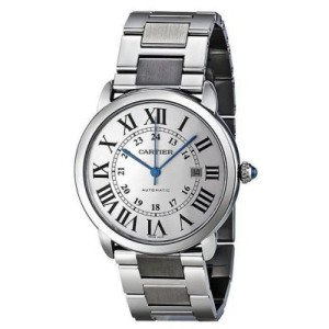 Cartier Ronde Solo Automatic Large Men's Watch