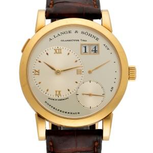 A. Lange & Söhne Lange 1 101.021 38.5mm Mens Watch