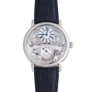 Jules Audemars Chronometer with Escapement Automatic Platinum Men's Watch