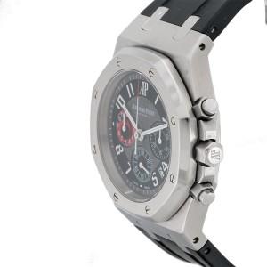 Audemars Piguet Royal Oak 25979ST Stainless Steel Chronograph Limited Edition 39mm Mens Watch 2000s