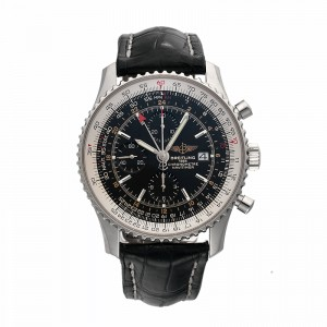 Breitling Navitimer World A2432212/B726-761P 46mm Mens Watch