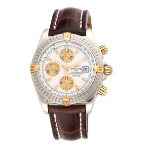 Breitling Chronomat Evolution B13356 Stainless Steel 43.5mm Mens Watch