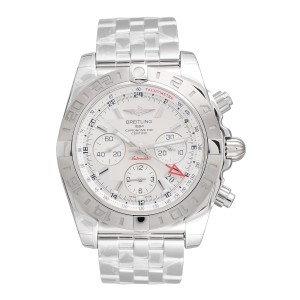 Breitling Chronomat 44 GMT AB042011/G745-375A Stainless Steel Automatic 44mm Mens Watch