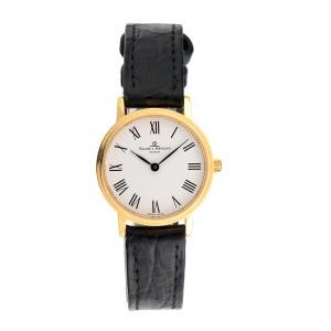 Baume & Mercier Classima 18K Yellow Gold Womens Watch