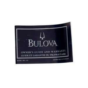 Bulova Precisionist Longwood 96D110 42mm Mens Watch